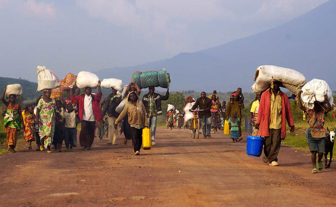 Dire conditions looming in DRC Ebola zone due to civil war