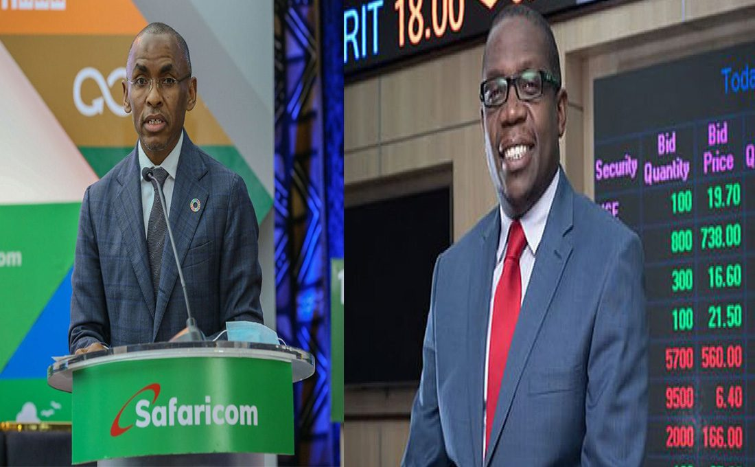 Safaricom inks deal with NSE to let customers invest using Bonga points