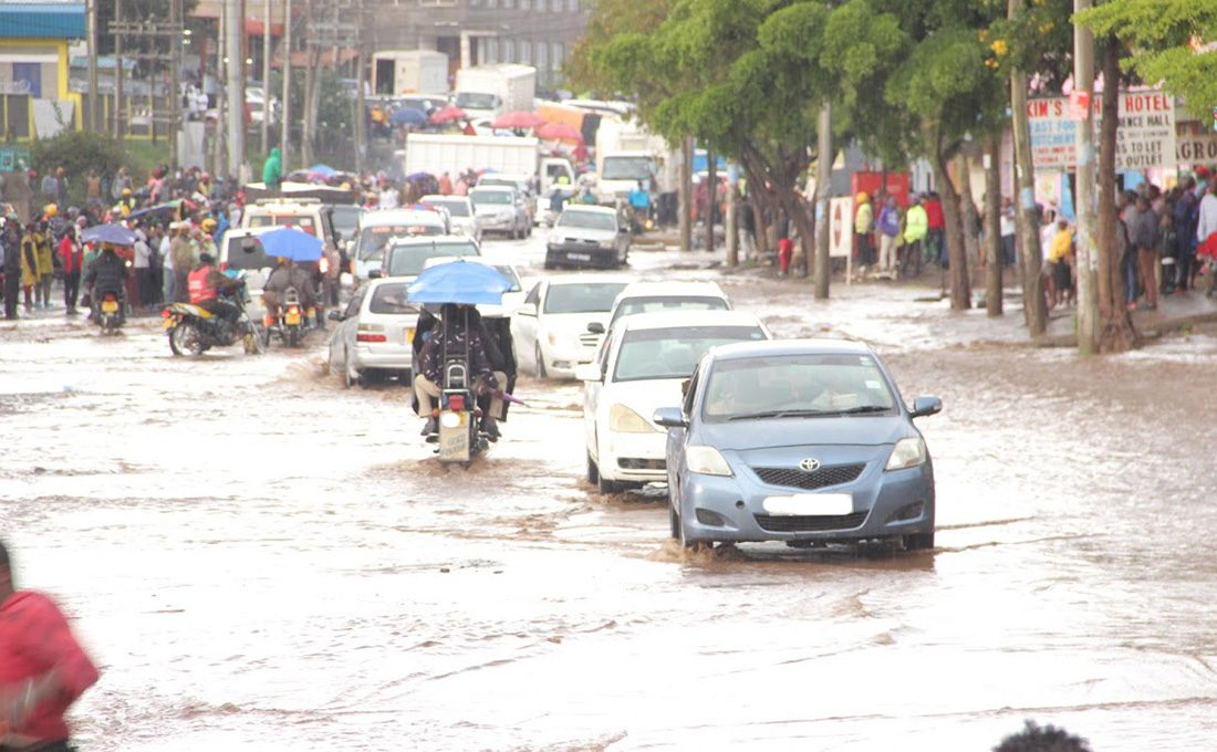 Some parts of Kenya to experience week-long heavy rains