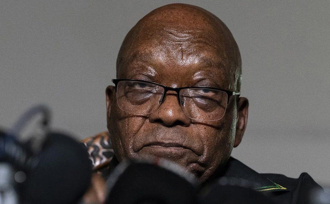 Zuma hospitalised ahead of graft trial