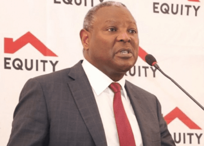 Equity Bank has denied any links with deported Deputy President William Ruto's associate Harun Aydin.