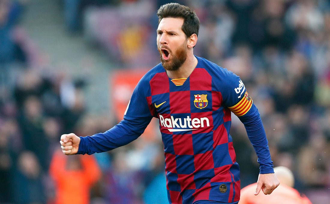 Lionel Messi completes move to PSG