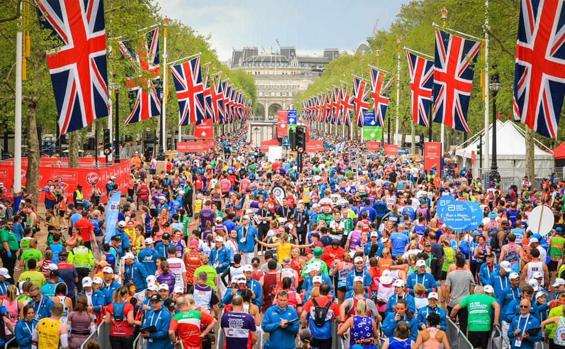 London Marathon to take place October 2022