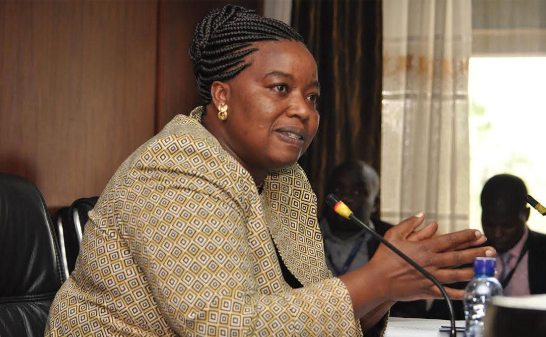 Defense CS Monica Juma nominated for Commonwealth Secretary-General post