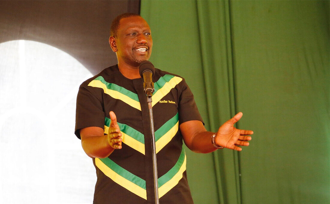 Two sue state over DP Ruto's security reshuffle