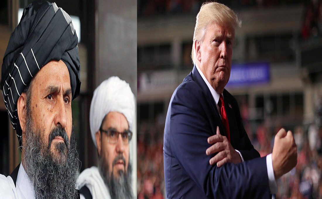 Taliban leader Baradar, Trump among 100 most influential people in 2021
