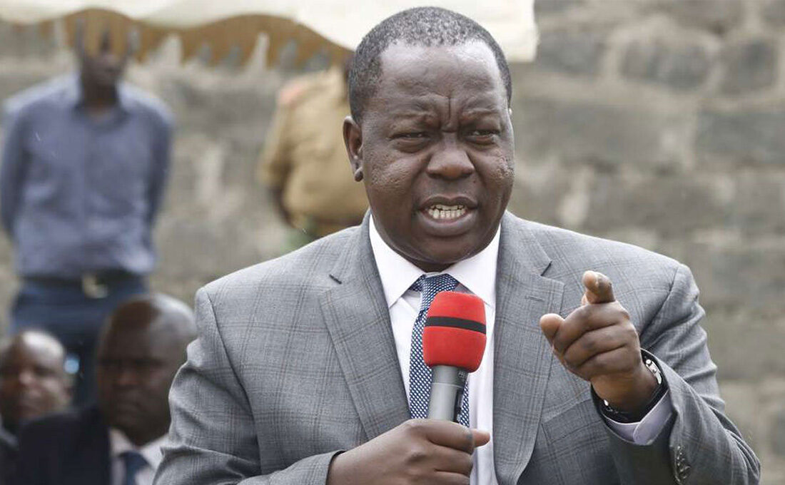 Matiangi creates new sub county in Laikipia to handle insecurity