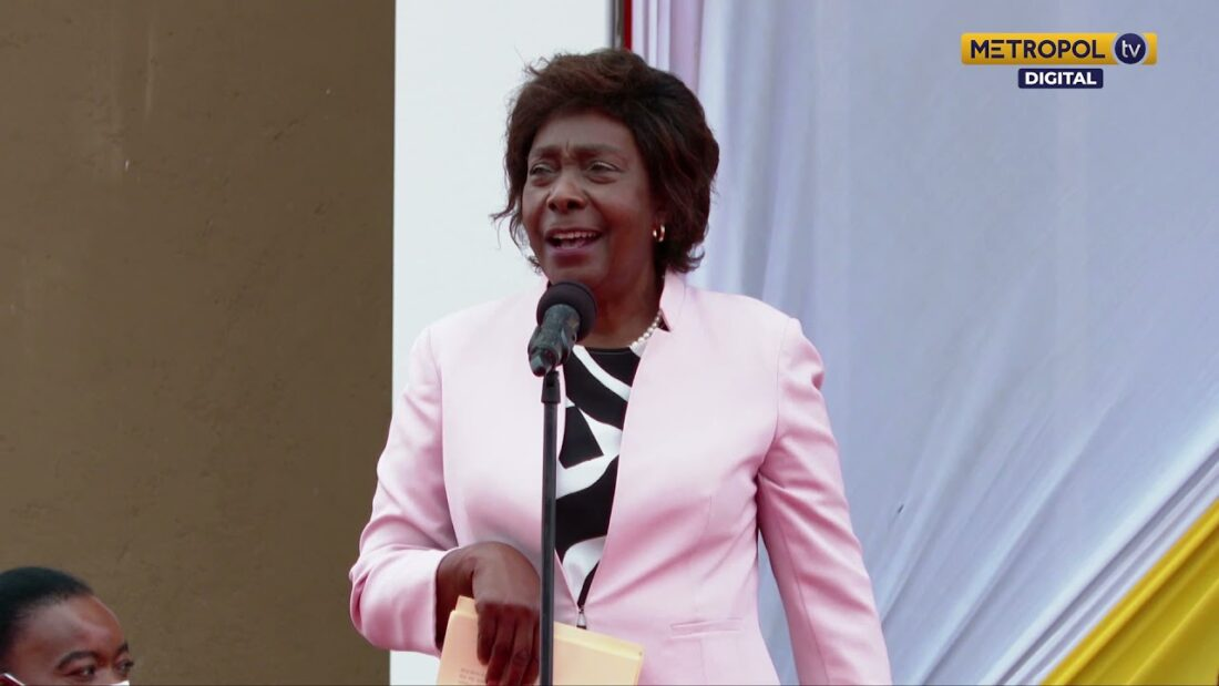Governor Ngilu launches transportation trucks to boost livestock trading in Kitui