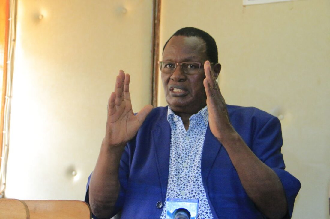 Transport CAS Chris Obure has a case to answer in Anglo Leasing scandal, court rules