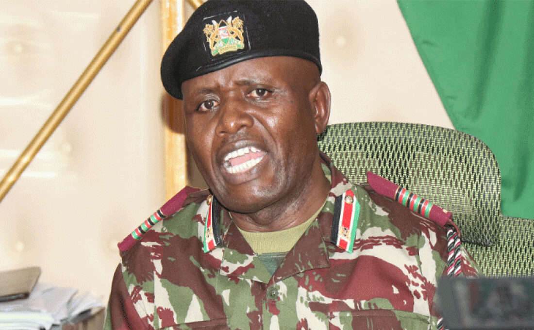 8 killed as Laikipia bandits intensify offense
