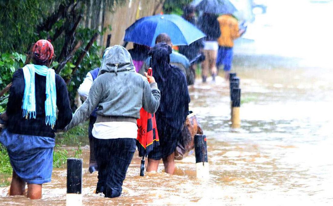 Met department warns of 100mm week-long rainfall