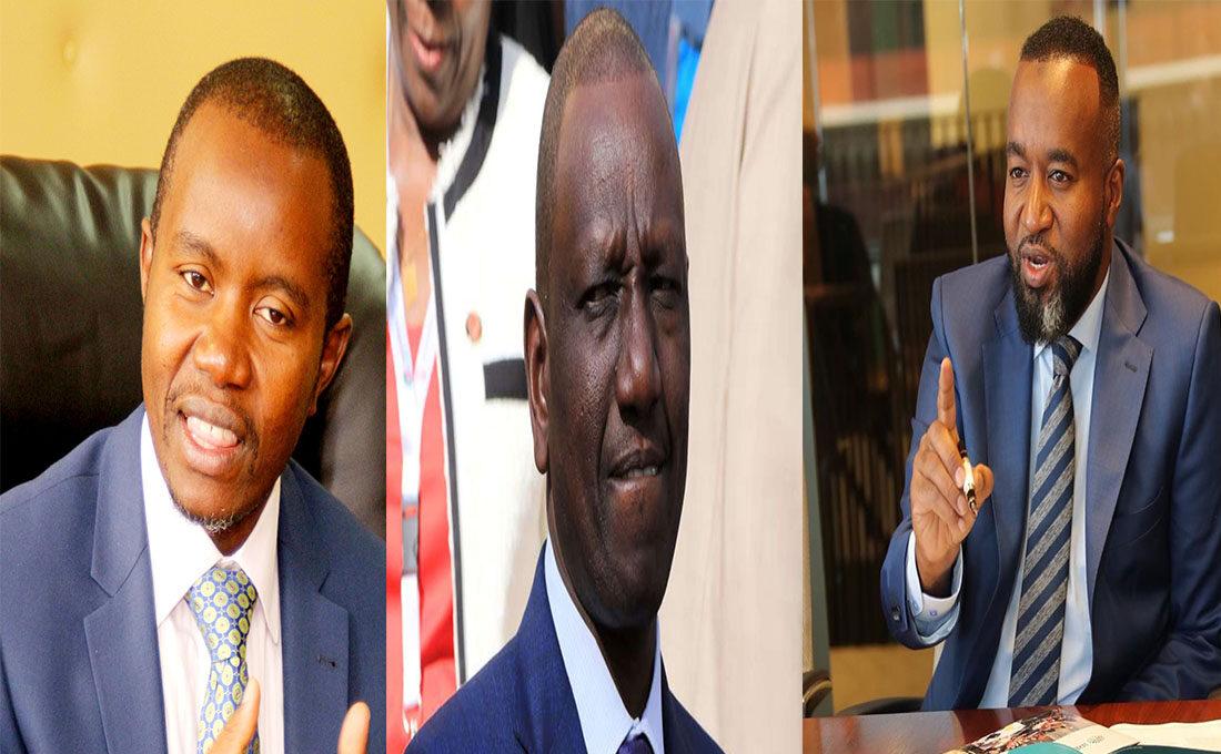"Joho, Mucheru blast Ruto's 'Bottom up economic model"""