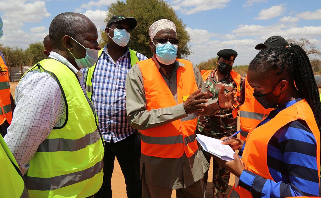 Road contractor halts work over Ksh.230 million delayed payment