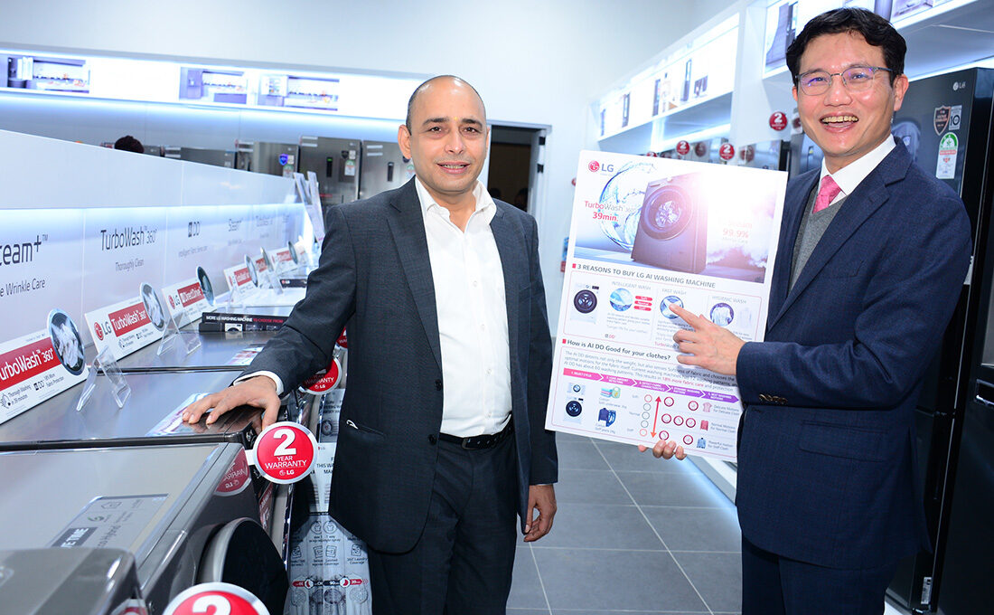 LG expands retail network with new shop at Thika Road Mall