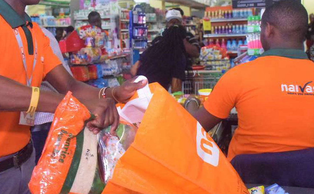 Naivas Supermarket launches product to relieve customers burden of coins as change