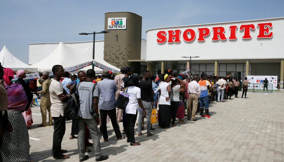 South African retail giant Shoprite tests cashier-less model