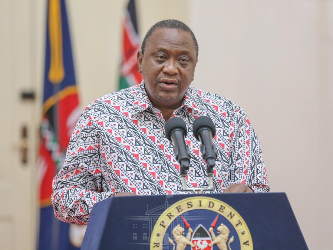 Uhuru challenges global financial institutions to increase investment in agriculture