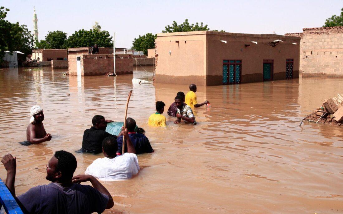 Over 80 killed in Sudan floods