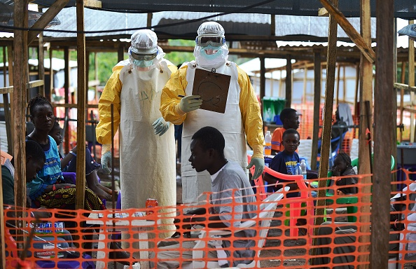 Three new Ebola cases confirmed in eastern Congo
