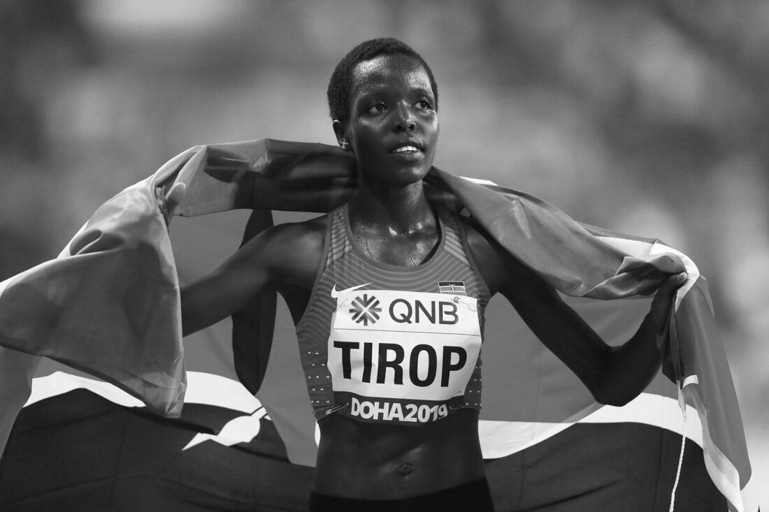 President Kenyatta joins Kenyans in morning Kenyan Olympian Agnes Tirop