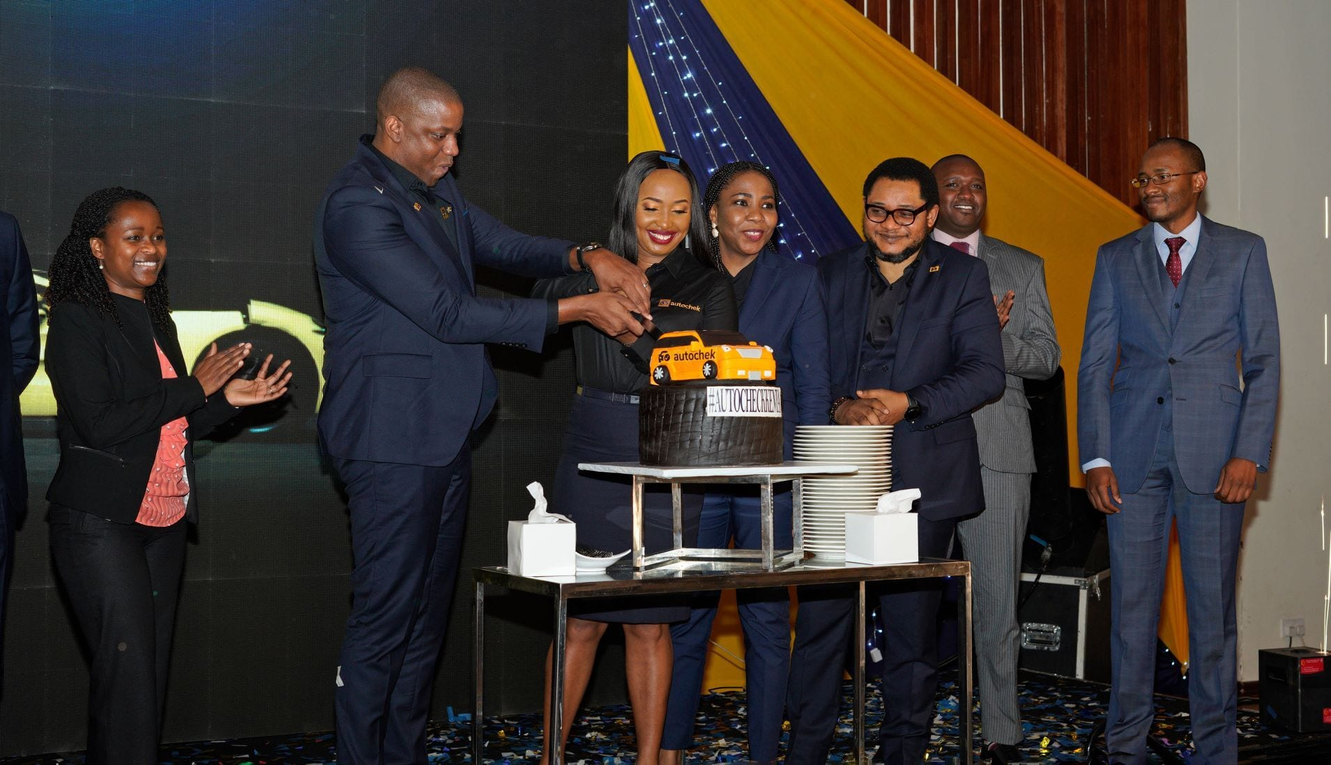 Autochek officially launches in Kenya