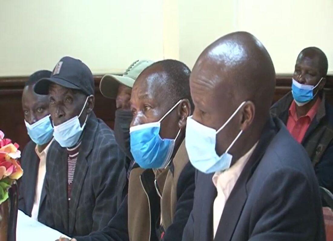 IDPs demand settlement before General Election