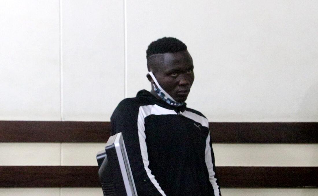Masten Wanjala killed by mob