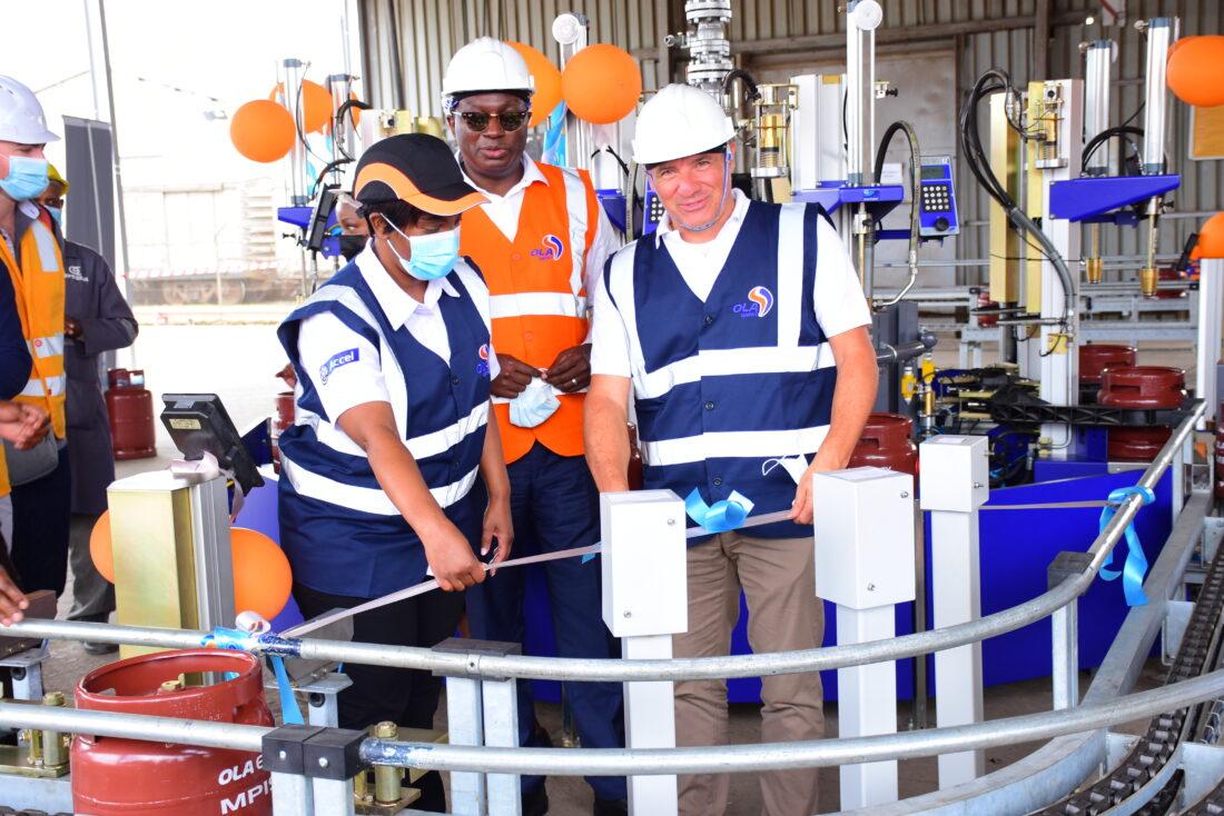 Ola Energy commissions a Ksh.40 million new LPG plant in Kenya