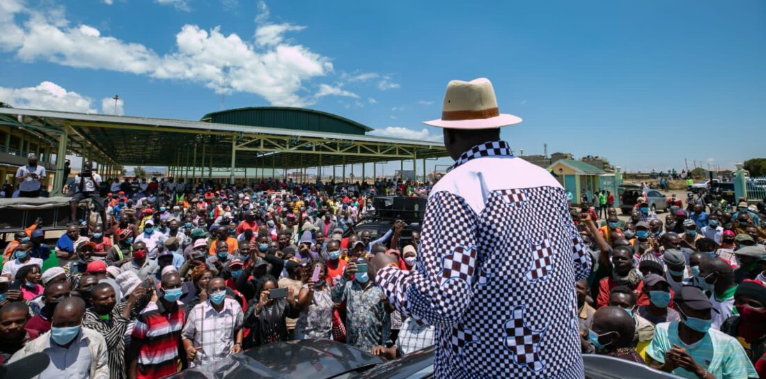 How Odinga's Ksh.6,000 dole to poor households if elected President would work