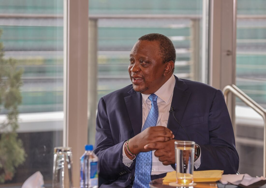 Uhuru responds to ICJ ruling on maritme border row with Somalia