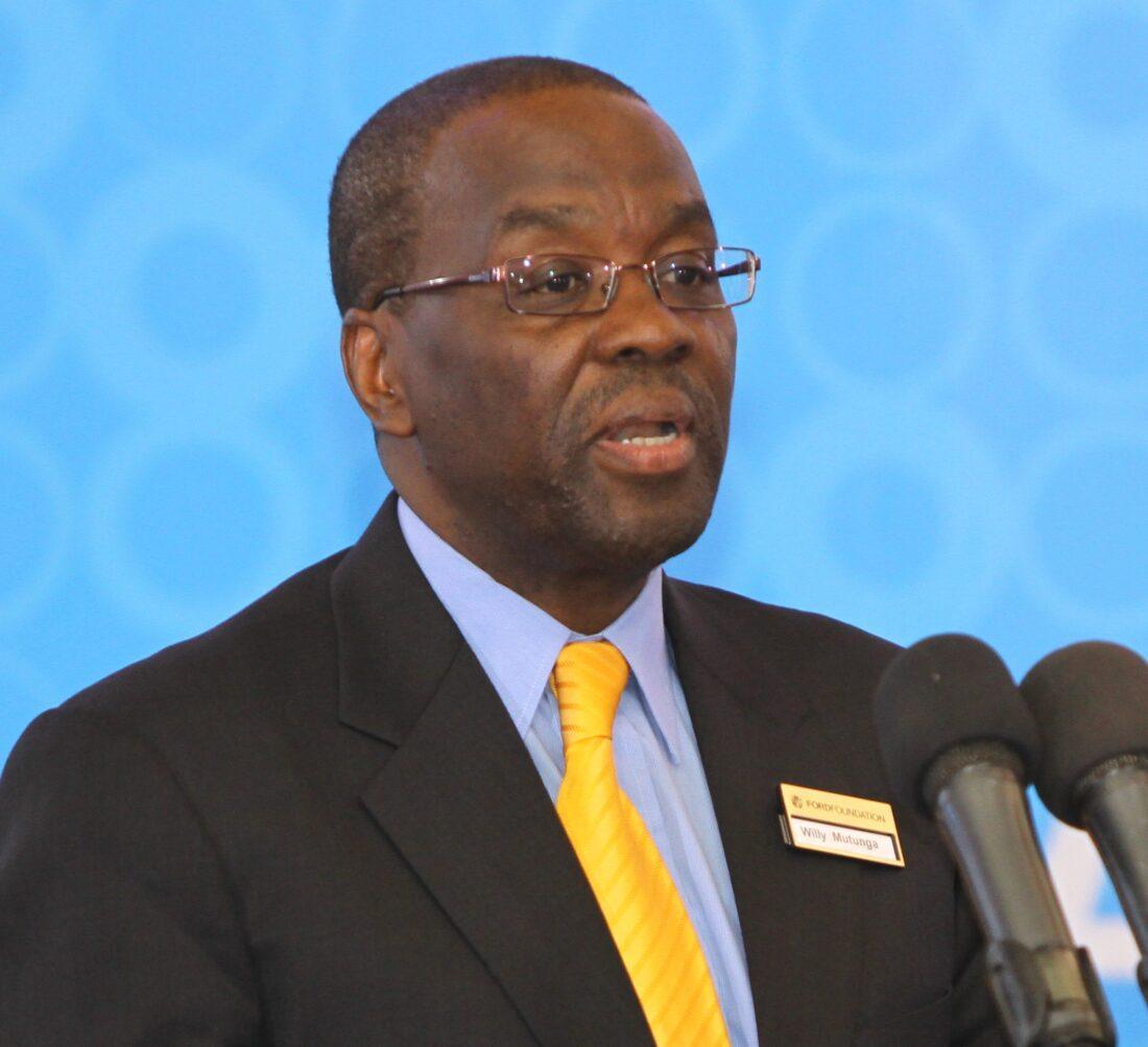 Kabarak University appoints ex-CJ Willy Mutunga Professor of Law